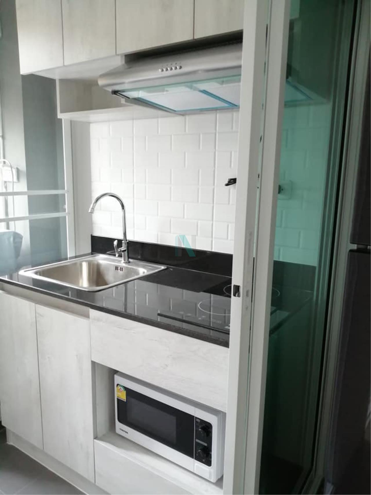 NOPPON REAL ESTATE CO.,LTD. Agency's For rent Regent Home Sukhumvit 97/1 1 bedroom, 8th floor, Building A, BTS Bang Chak. 6