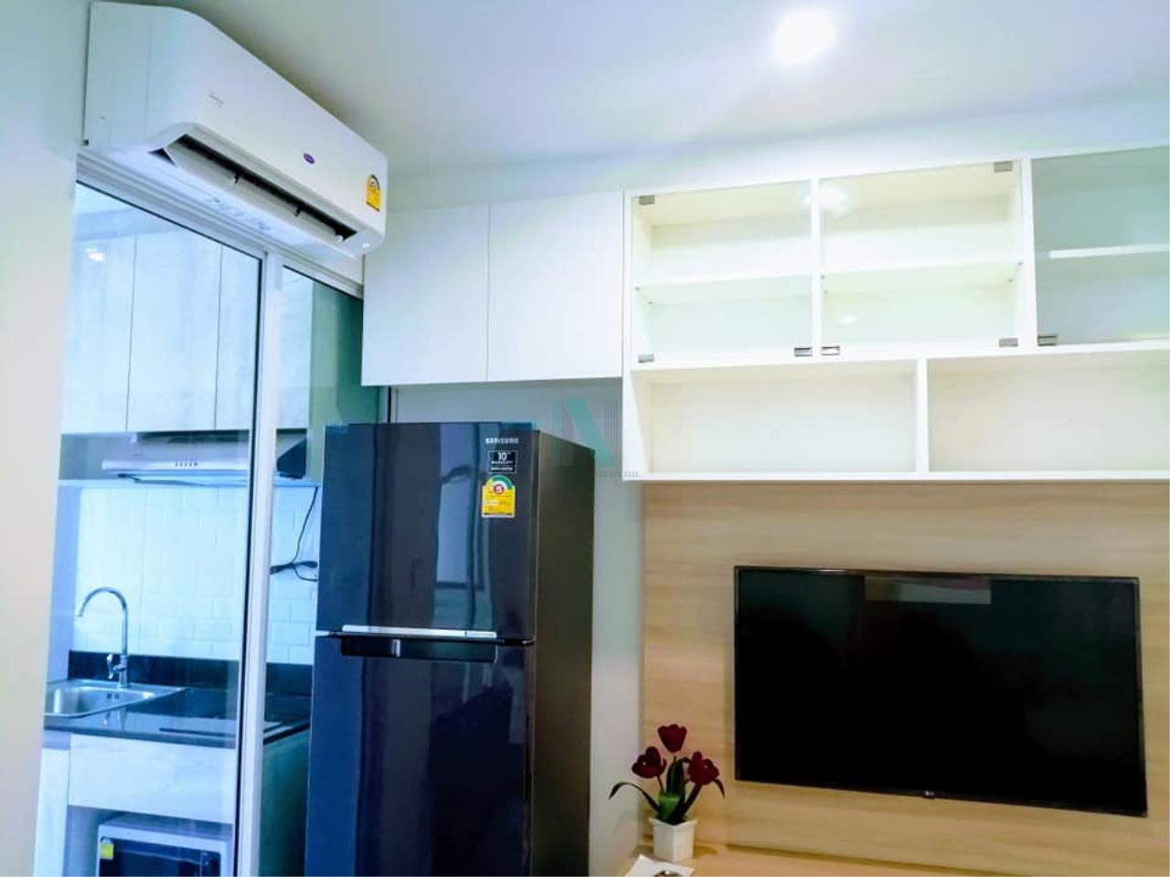 NOPPON REAL ESTATE CO.,LTD. Agency's For rent Regent Home Sukhumvit 97/1 1 bedroom, 8th floor, Building A, BTS Bang Chak. 7