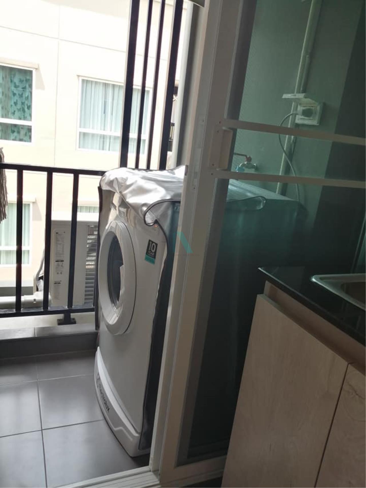 NOPPON REAL ESTATE CO.,LTD. Agency's For rent Regent Home Sukhumvit 97/1 1 bedroom, 8th floor, Building A, BTS Bang Chak. 8