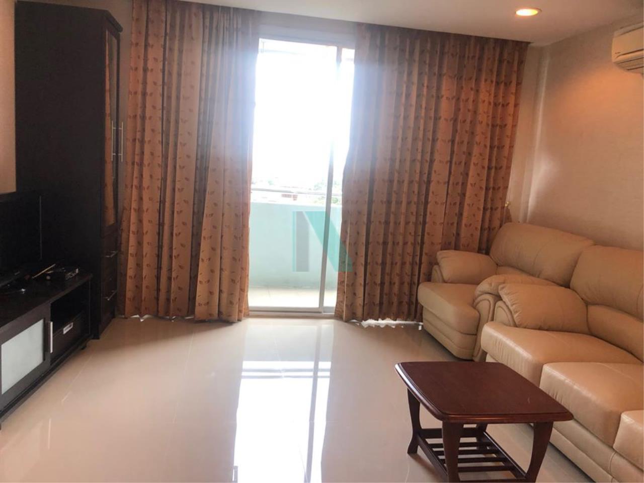 NOPPON REAL ESTATE CO.,LTD. Agency's For rent, The Station Sathorn-Bangrak, 2 bedrooms, 8th floor, building 1. 1
