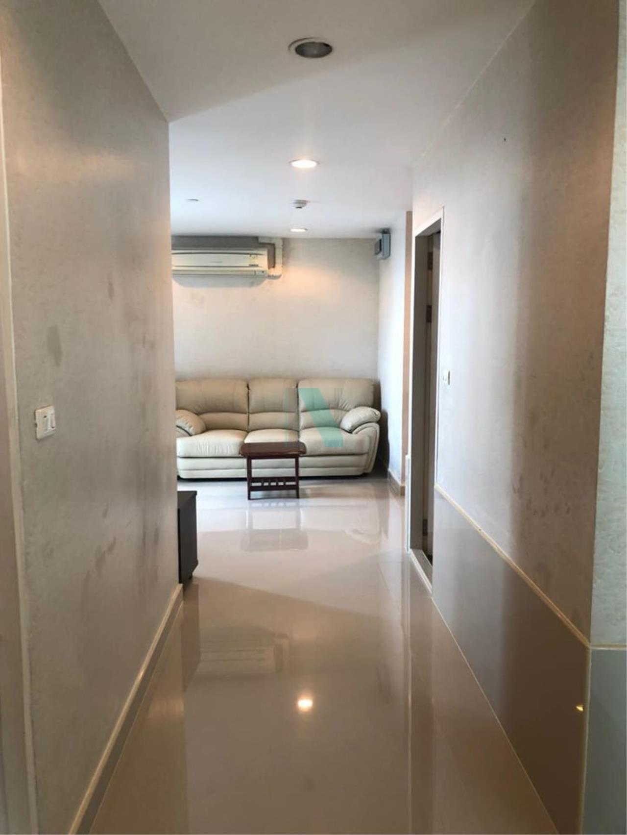 NOPPON REAL ESTATE CO.,LTD. Agency's For rent, The Station Sathorn-Bangrak, 2 bedrooms, 8th floor, building 1. 2