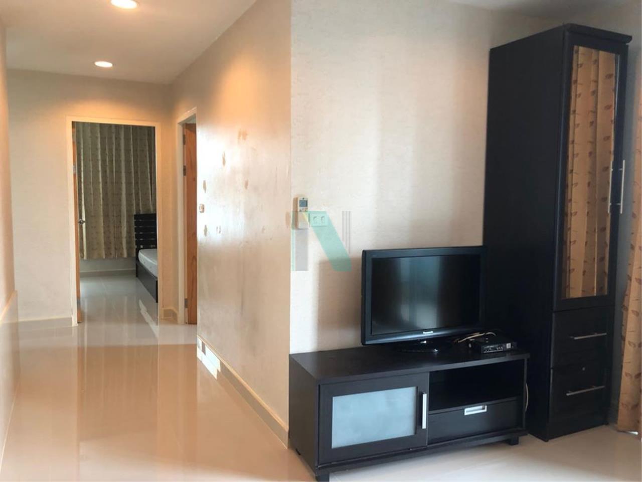 NOPPON REAL ESTATE CO.,LTD. Agency's For rent, The Station Sathorn-Bangrak, 2 bedrooms, 8th floor, building 1. 3