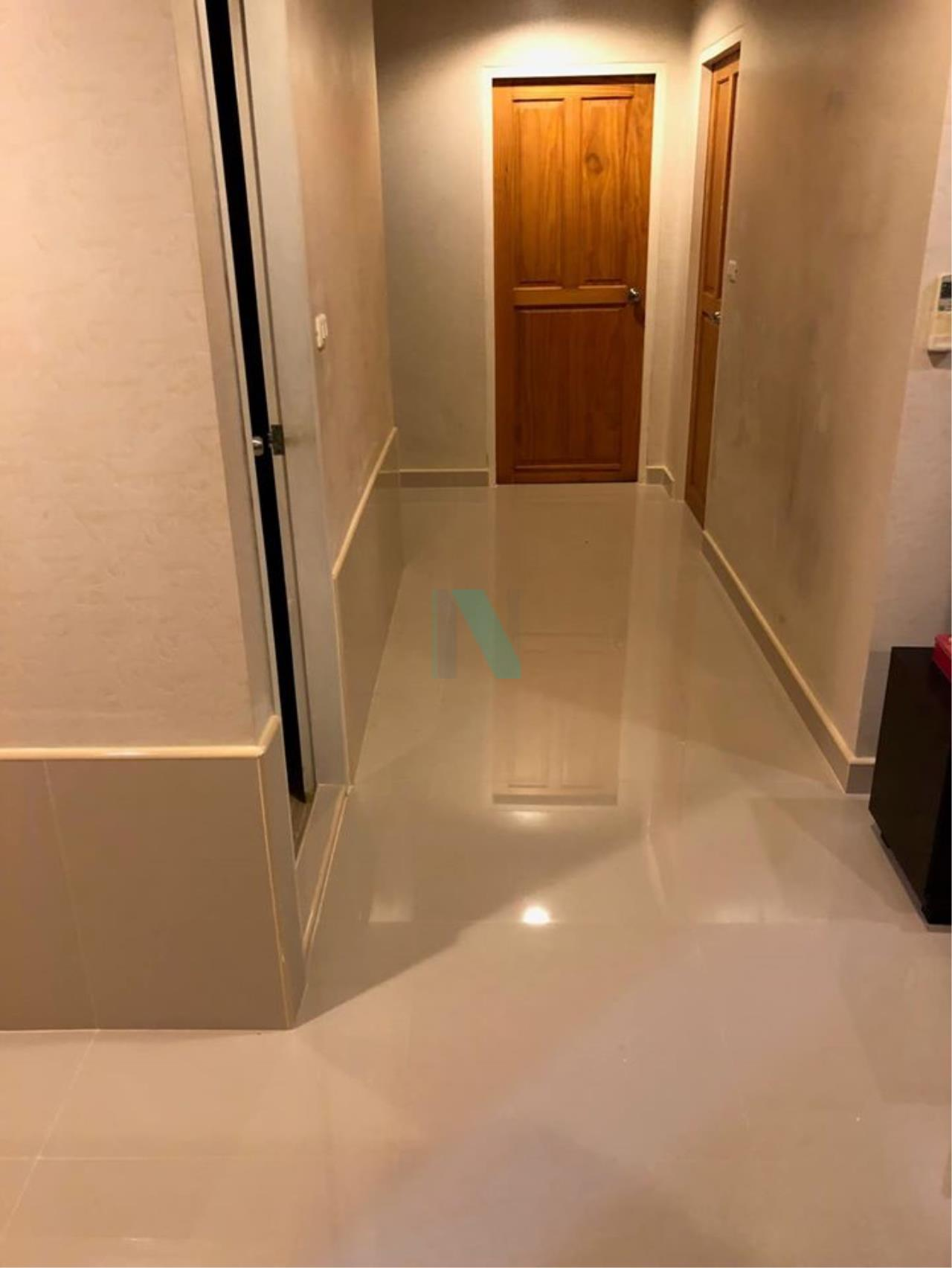 NOPPON REAL ESTATE CO.,LTD. Agency's For rent, The Station Sathorn-Bangrak, 2 bedrooms, 8th floor, building 1. 7