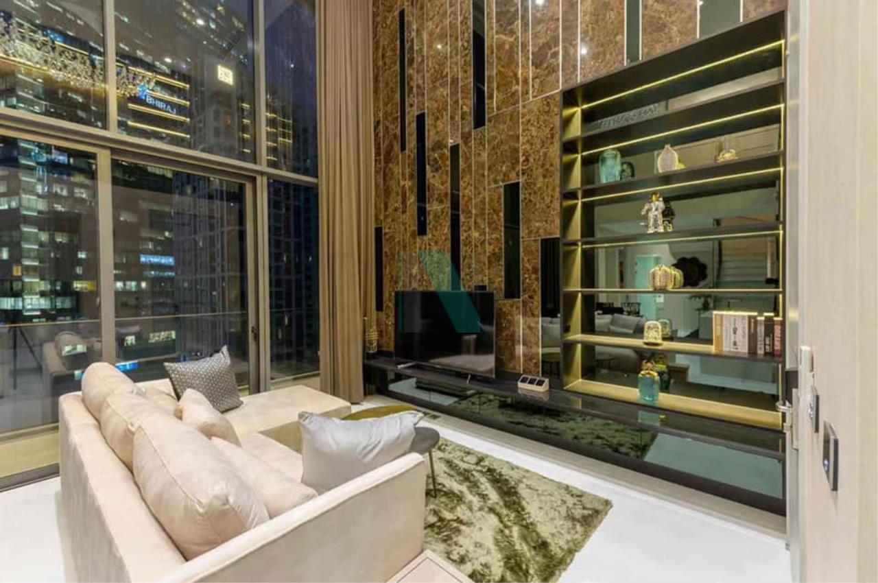 NOPPON REAL ESTATE CO.,LTD. Agency's For rent VITTORIO SUKHUMVIT 39  2 bedroom, 14th floor, near BTS Phrom Phong. 1