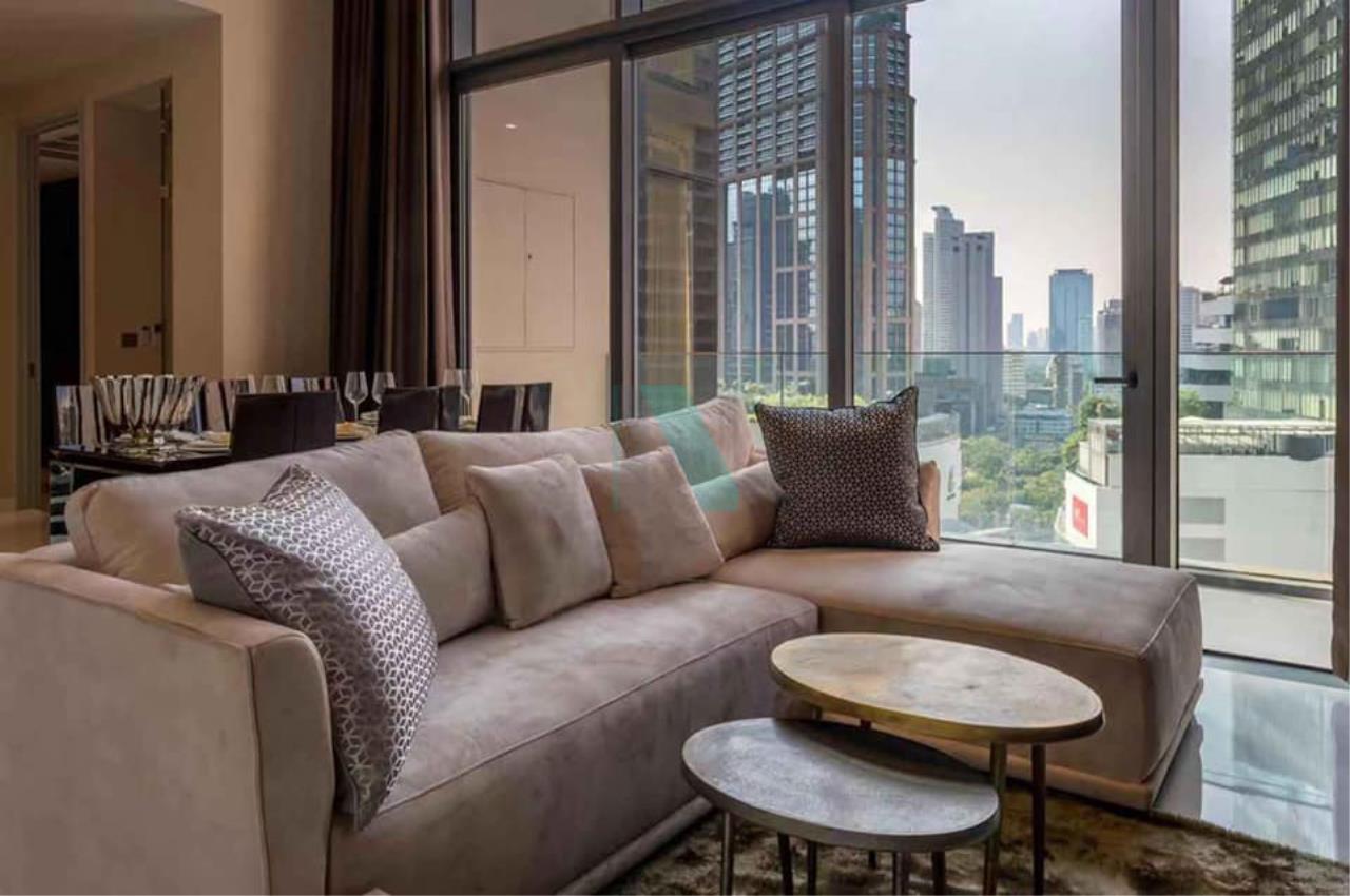 NOPPON REAL ESTATE CO.,LTD. Agency's For rent VITTORIO SUKHUMVIT 39  2 bedroom, 14th floor, near BTS Phrom Phong. 4