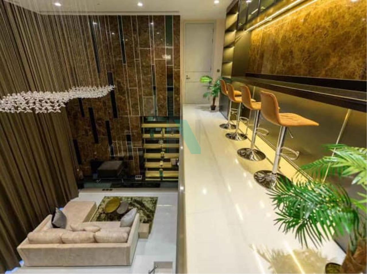 NOPPON REAL ESTATE CO.,LTD. Agency's For rent VITTORIO SUKHUMVIT 39  2 bedroom, 14th floor, near BTS Phrom Phong. 5