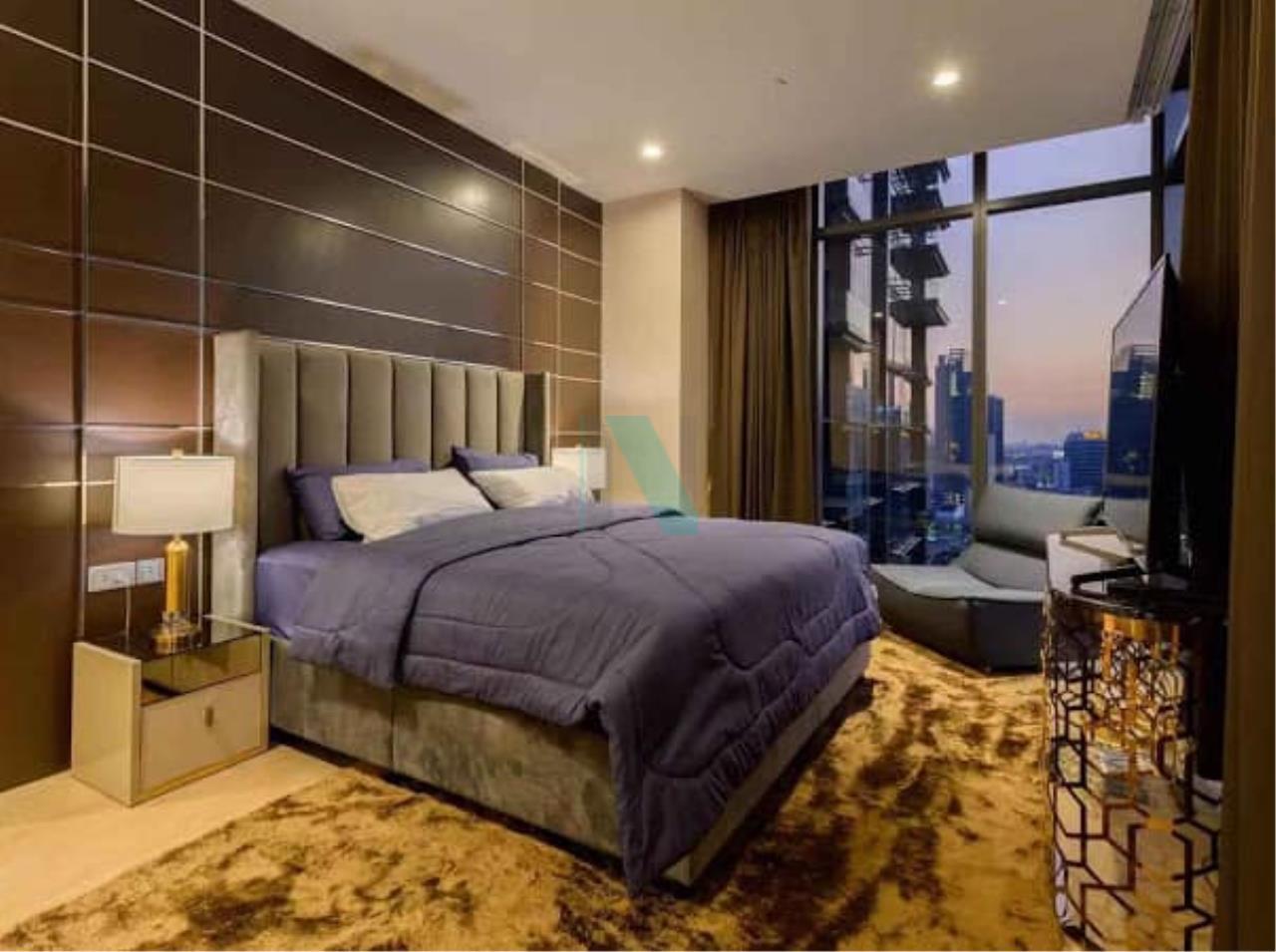 NOPPON REAL ESTATE CO.,LTD. Agency's For rent VITTORIO SUKHUMVIT 39  2 bedroom, 14th floor, near BTS Phrom Phong. 7