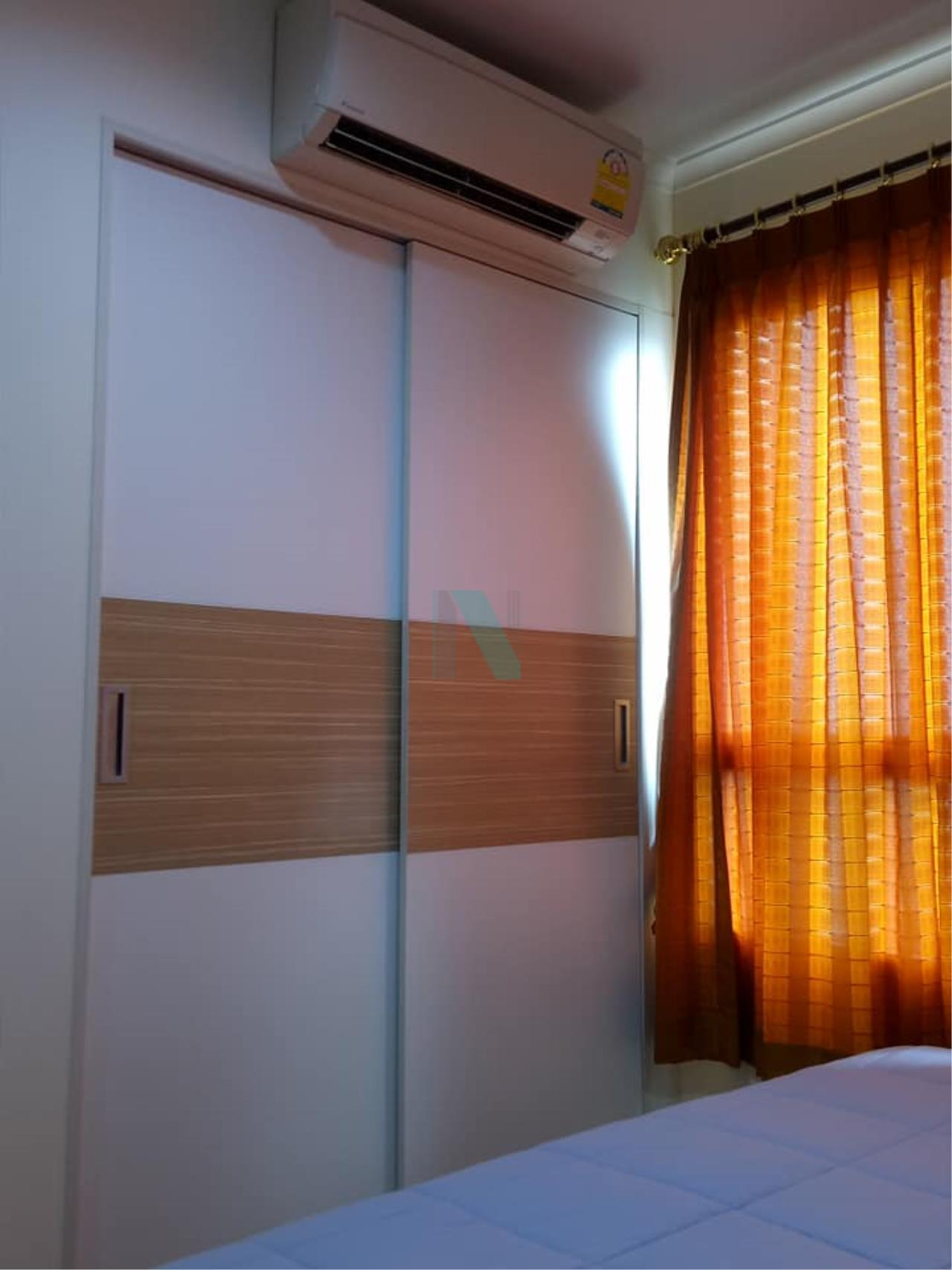 NOPPON REAL ESTATE CO.,LTD. Agency's For rent Lumpini Ville Ladprao-Chokchai 4 1 bedroom 11th floor Building A north. 3
