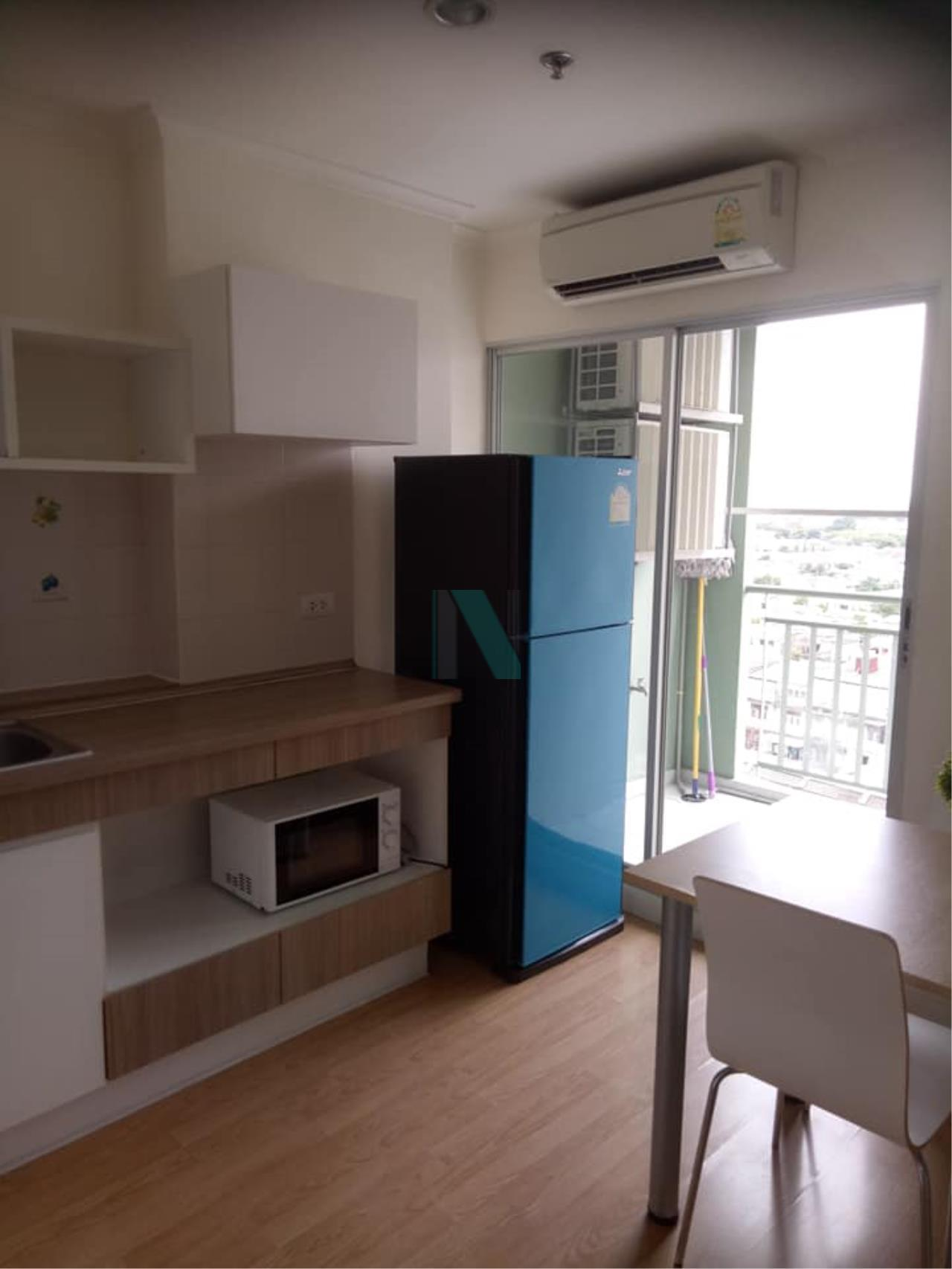NOPPON REAL ESTATE CO.,LTD. Agency's For rent Lumpini Ville Ladprao-Chokchai 4 1 bedroom 11th floor Building A north. 5