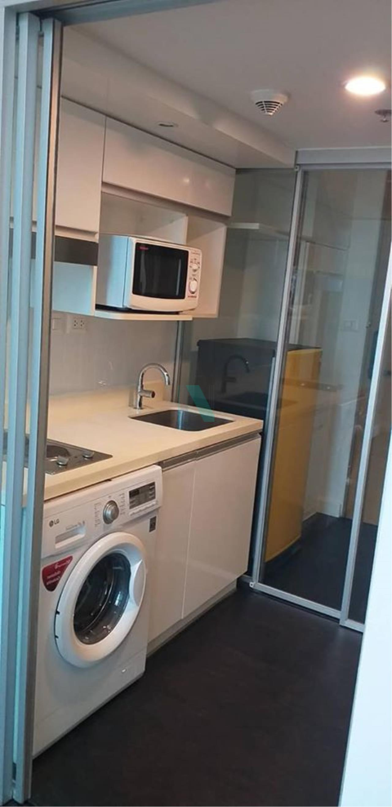 NOPPON REAL ESTATE CO.,LTD. Agency's For rent Ideo Morph 38 Duplex, 1 bedroom, 9th floor, near BTS Thong Lo. 2