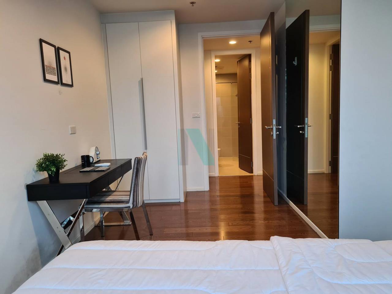 NOPPON REAL ESTATE CO.,LTD. Agency's For rent 15 Sukhumvit Residences 2 bedrooms, 20 floor, near BTS Nana. 8