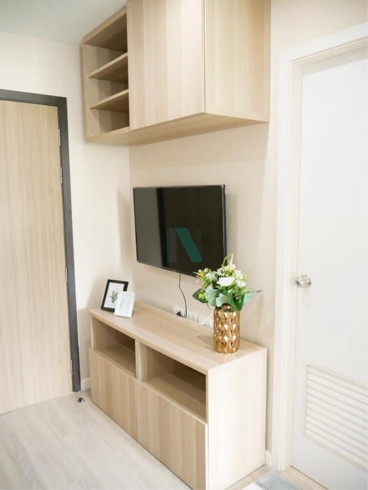 NOPPON REAL ESTATE CO.,LTD. Agency's For Rent Metro Luxe Ekkamai-Rama 4 1 Bedroom 7th Floor Building B . 2