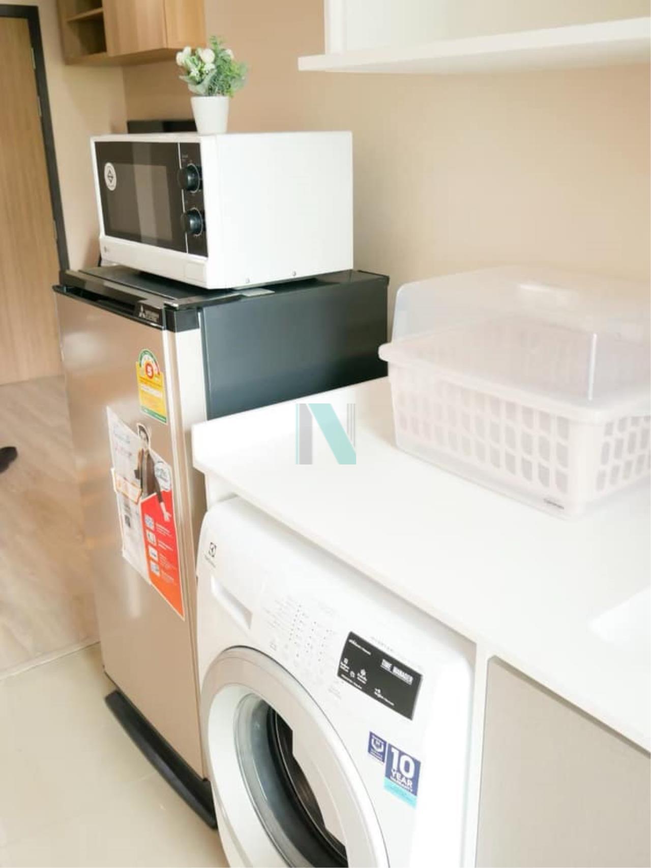 NOPPON REAL ESTATE CO.,LTD. Agency's For Rent Metro Luxe Ekkamai-Rama 4 1 Bedroom 7th Floor Building B . 4