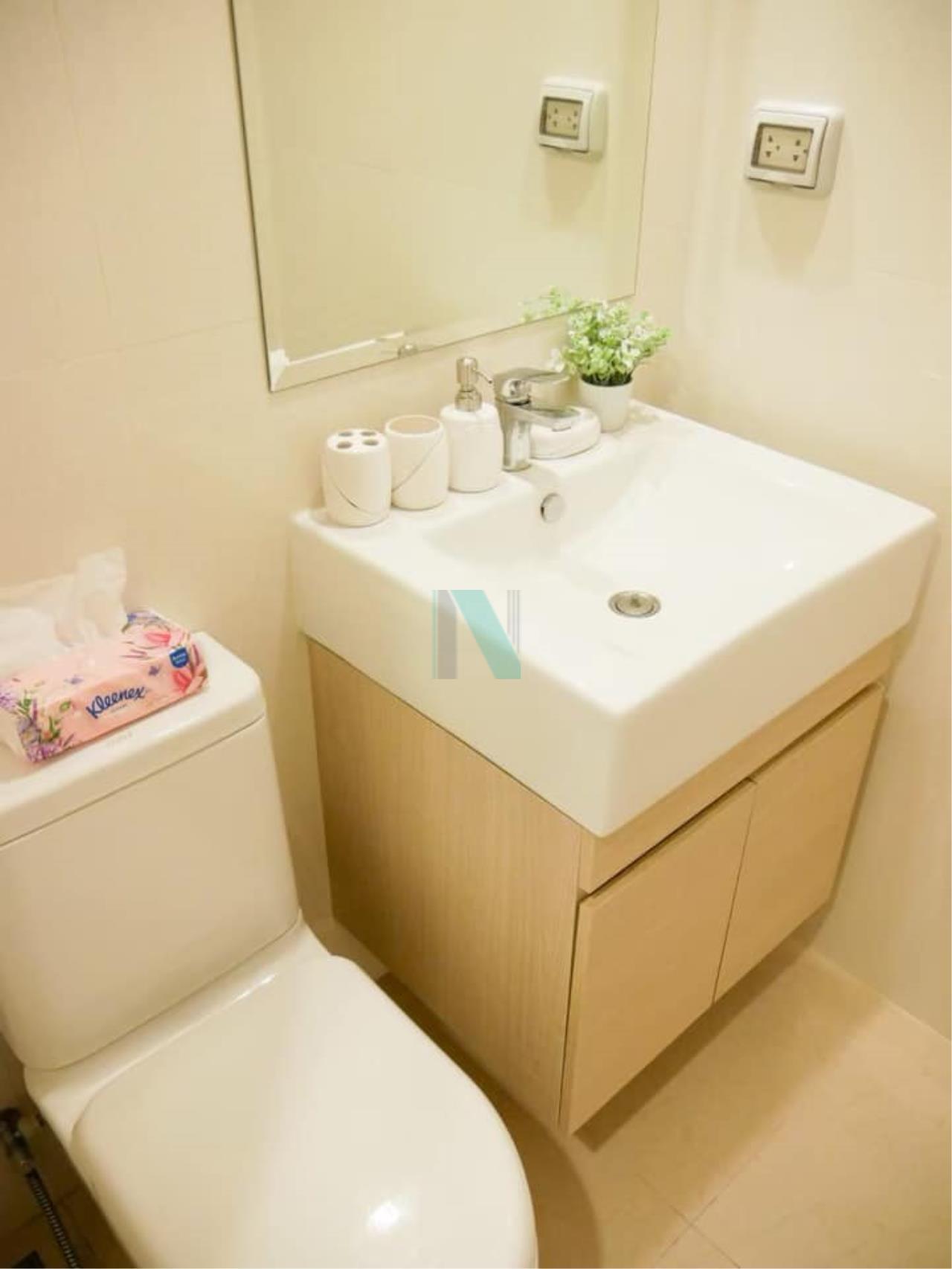 NOPPON REAL ESTATE CO.,LTD. Agency's For Rent Metro Luxe Ekkamai-Rama 4 1 Bedroom 7th Floor Building B . 8