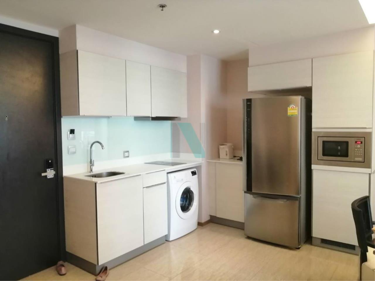 NOPPON REAL ESTATE CO.,LTD. Agency's For rent H Sukhumvit 43 2 bedrooms, 10th floor, near BTS Phrom Phong. 3