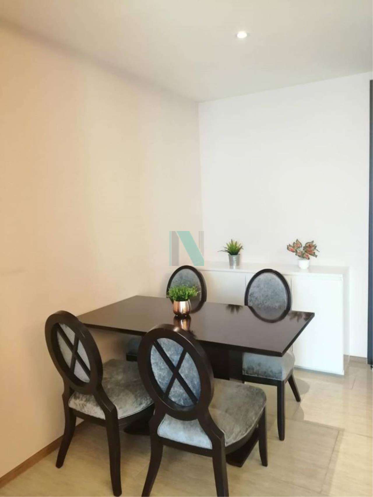 NOPPON REAL ESTATE CO.,LTD. Agency's For rent H Sukhumvit 43 2 bedrooms, 10th floor, near BTS Phrom Phong. 4