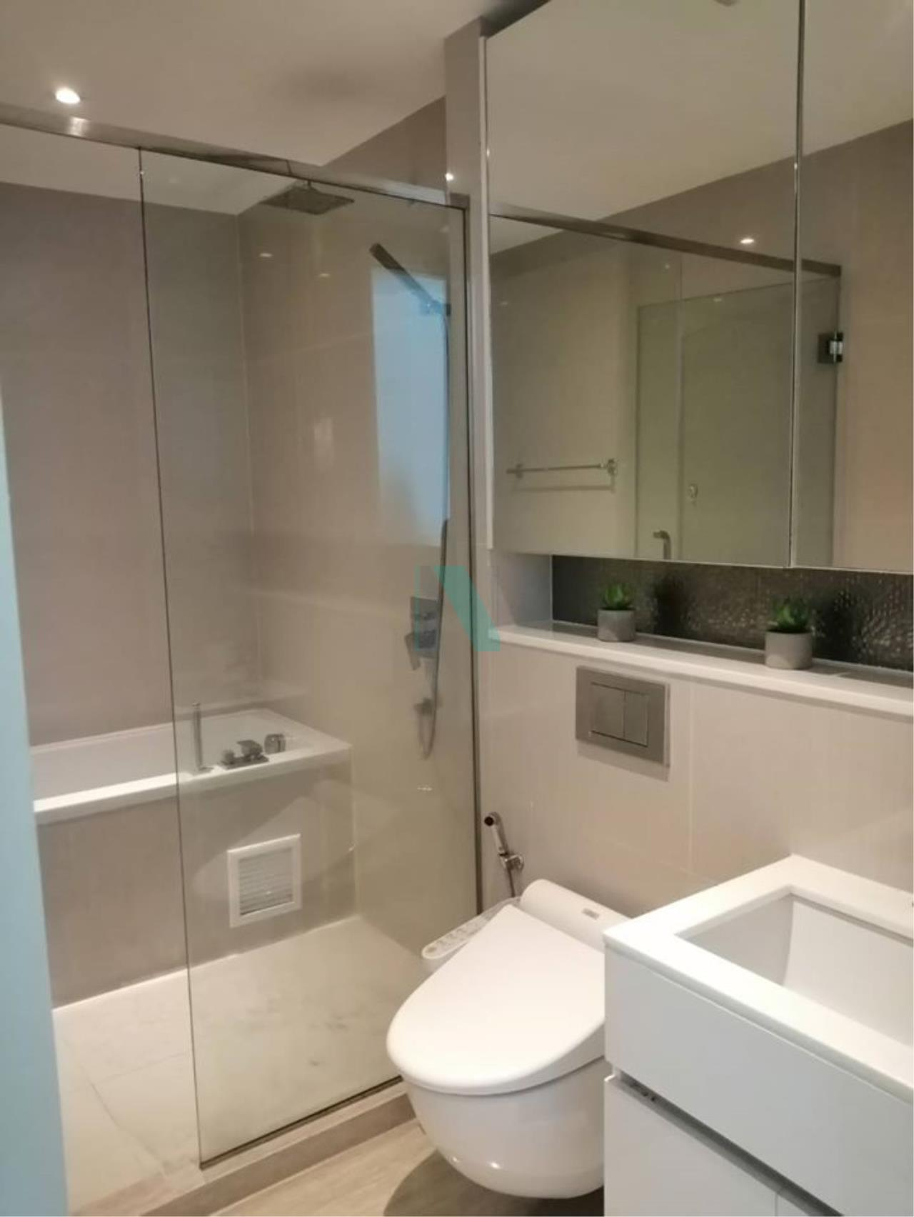 NOPPON REAL ESTATE CO.,LTD. Agency's For rent H Sukhumvit 43 2 bedrooms, 10th floor, near BTS Phrom Phong. 7