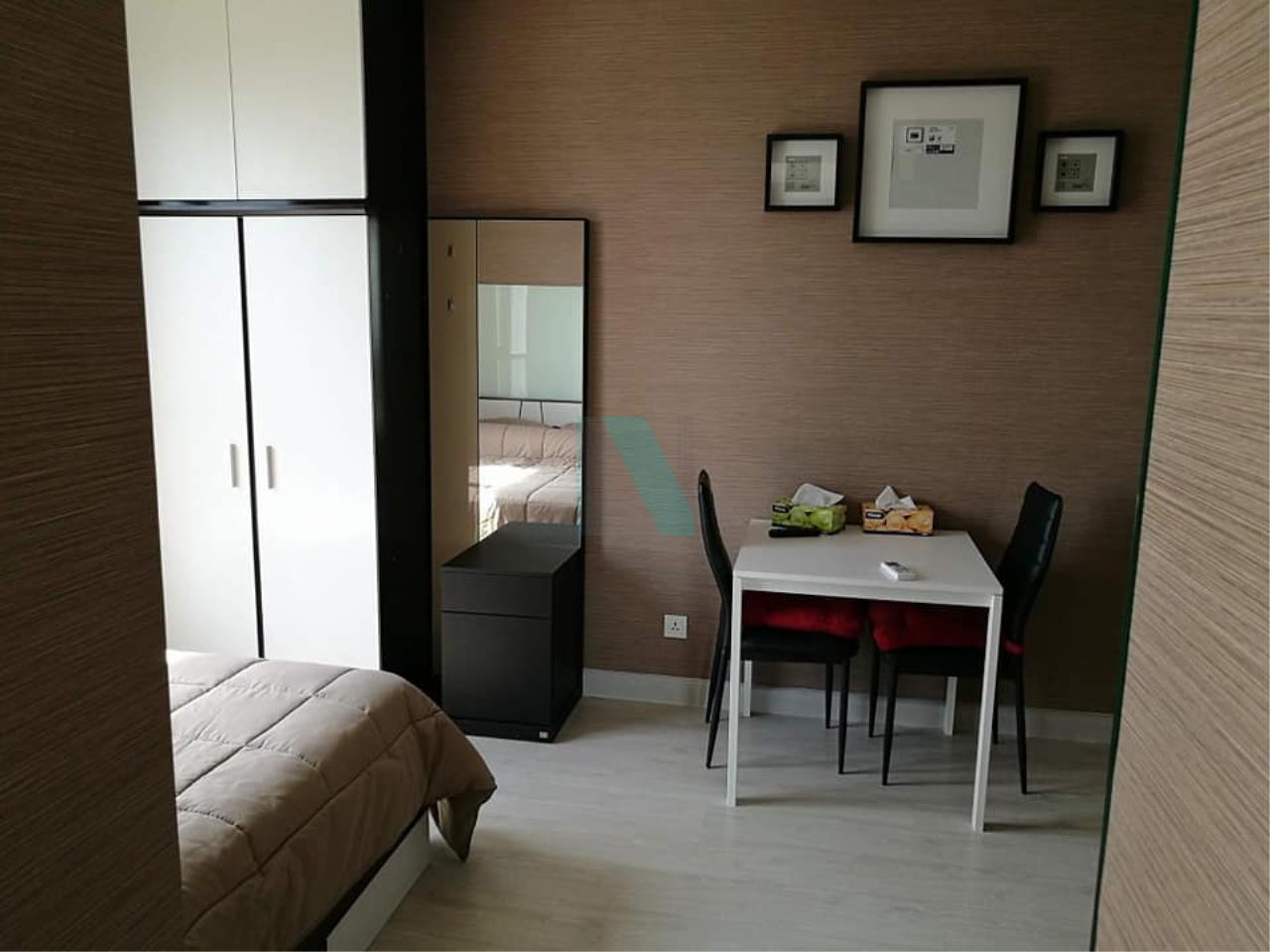 NOPPON REAL ESTATE CO.,LTD. Agency's For rent Ideo Mobi Sukhumvit STUDIO Floor 18 Building B near BTS On Nut. 4