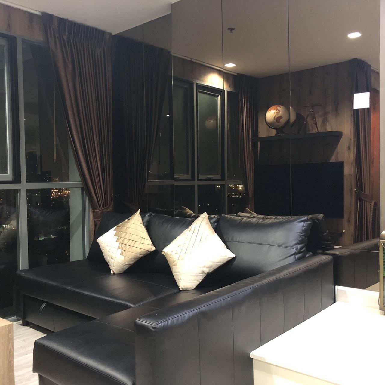 WK Real Estate Agency's Ideo Sukhumvit 81 Duplex (RONT574) | BTS Onnut 2