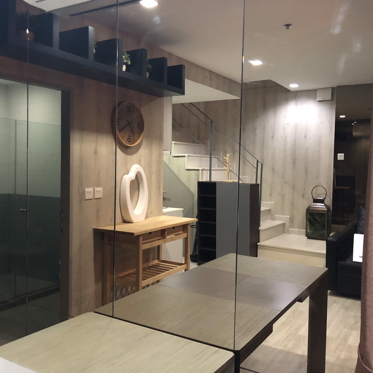 WK Real Estate Agency's Ideo Sukhumvit 81 Duplex (RONT574) | BTS Onnut 3