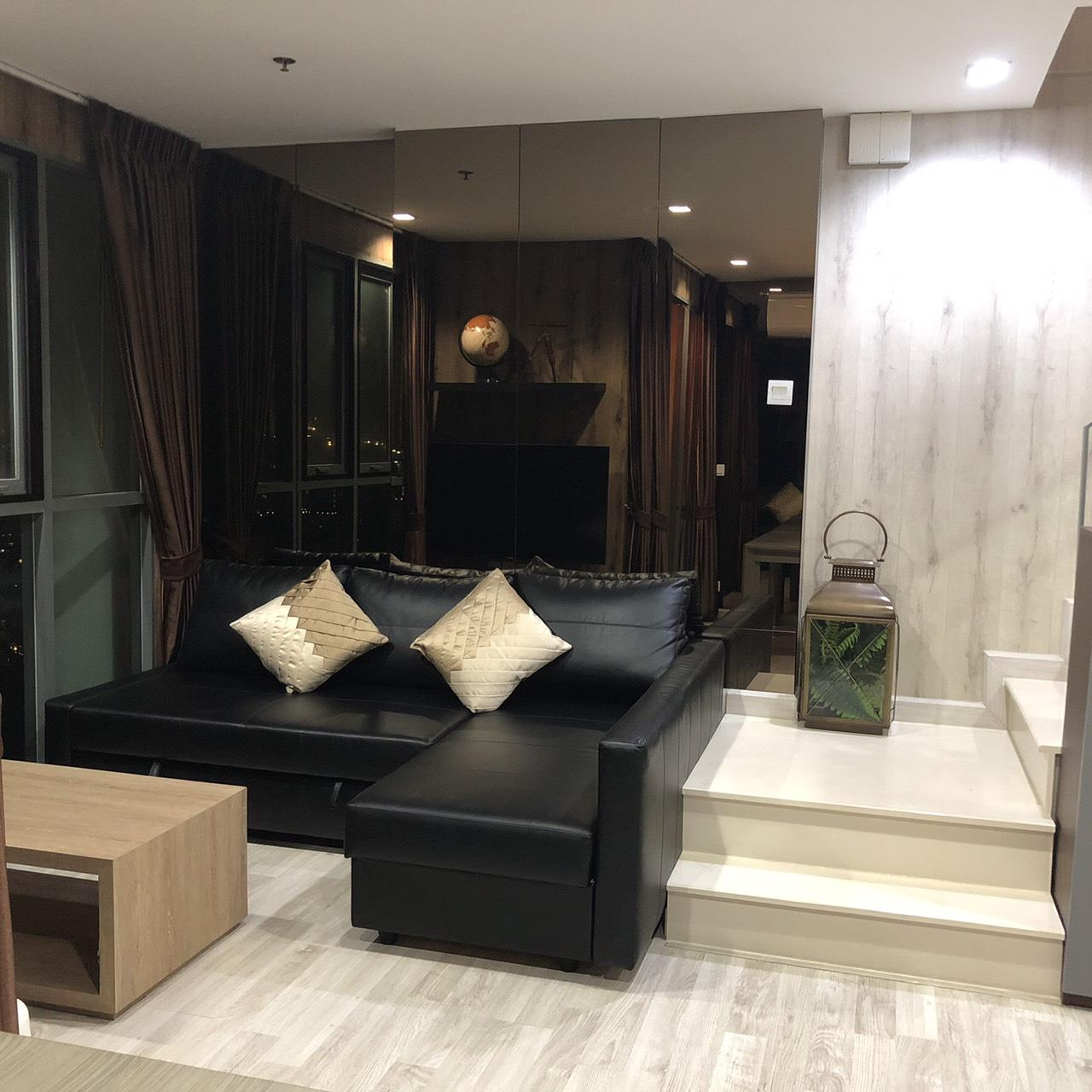 WK Real Estate Agency's Ideo Sukhumvit 81 Duplex (RONT574) | BTS Onnut 1