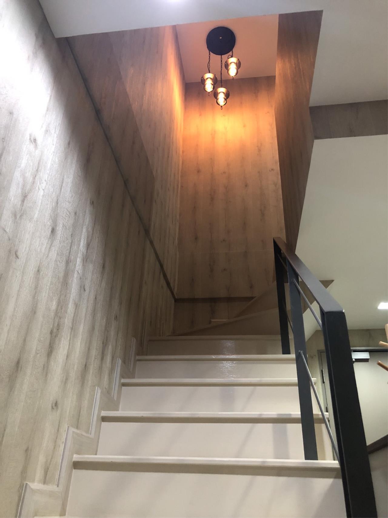 WK Real Estate Agency's Ideo Sukhumvit 81 Duplex (RONT574) | BTS Onnut 6