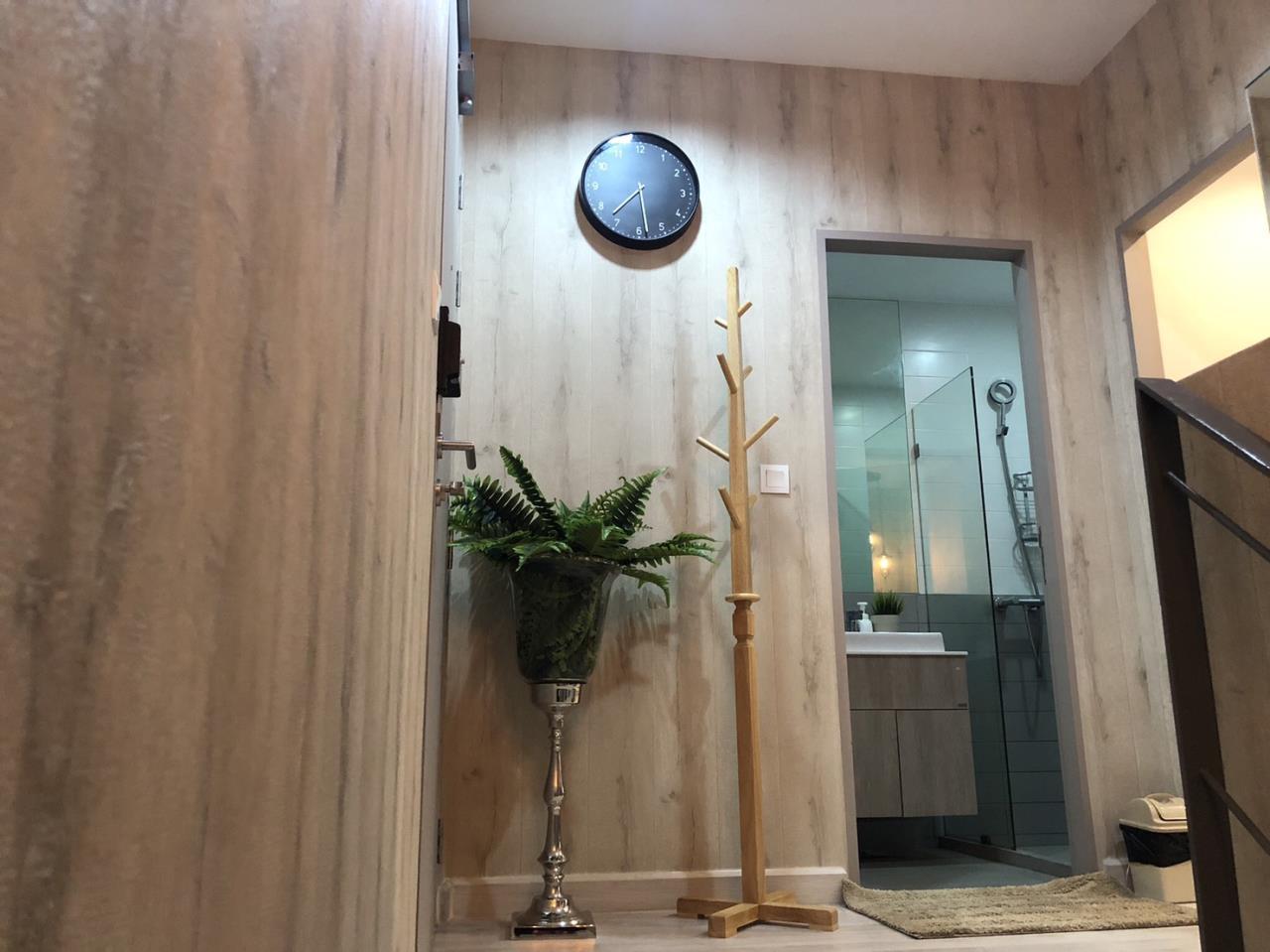 WK Real Estate Agency's Ideo Sukhumvit 81 Duplex (RONT574) | BTS Onnut 7