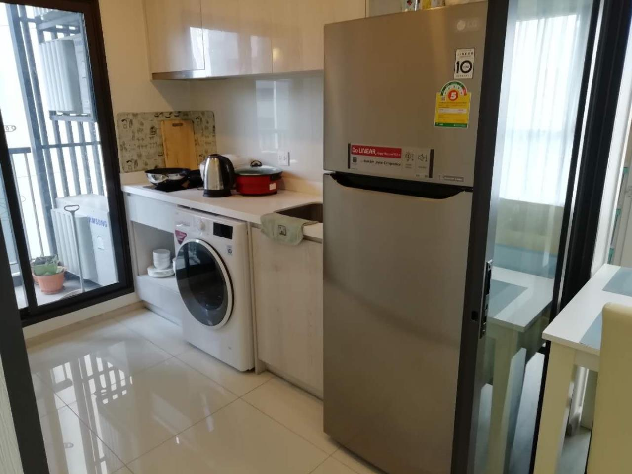 WK Real Estate Agency's Life Sukhumvit 48 (RPKN549) | BTS Phra Khanong 4