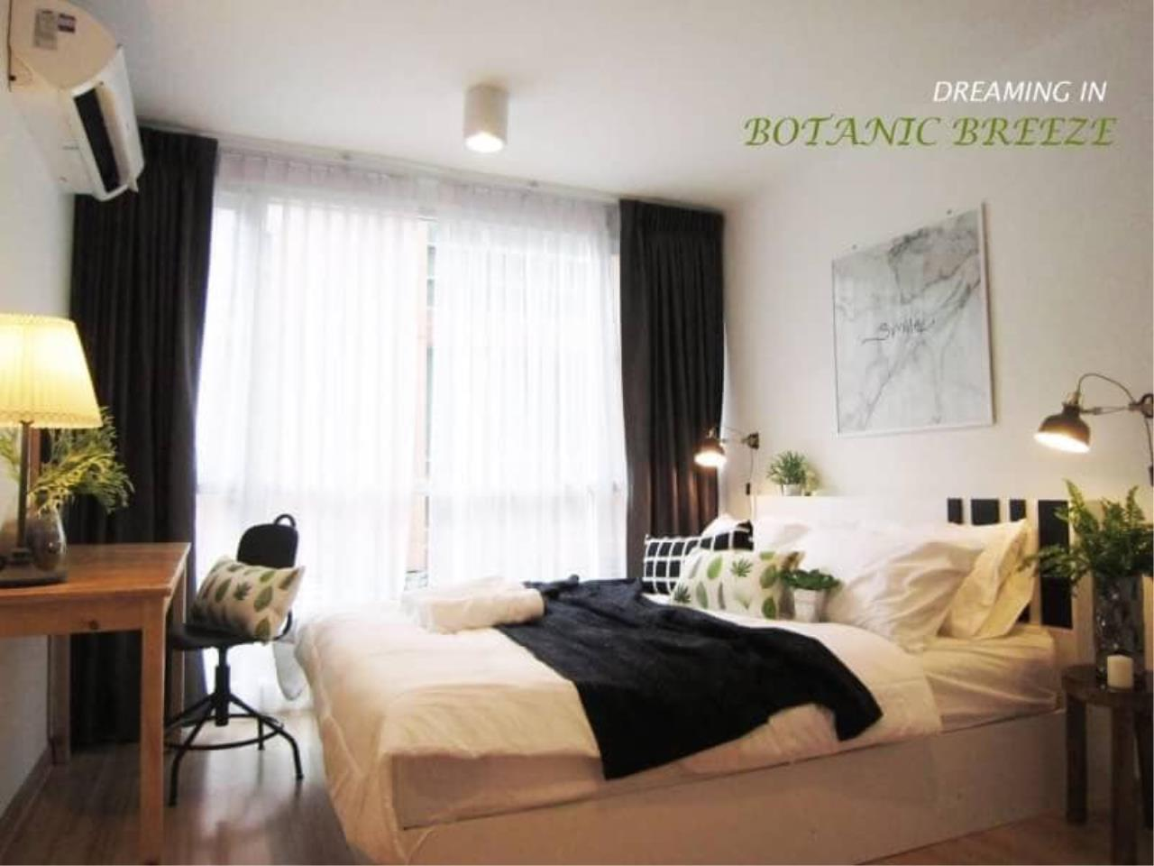 Agent Thawanrat Agency's Condo for rental Chateau In Town Ratchada 19 Near MRT.Ratchadaphisek 1 bedroom,1 bathroom. size 41 sqm. fully furnished Ready to move in 2