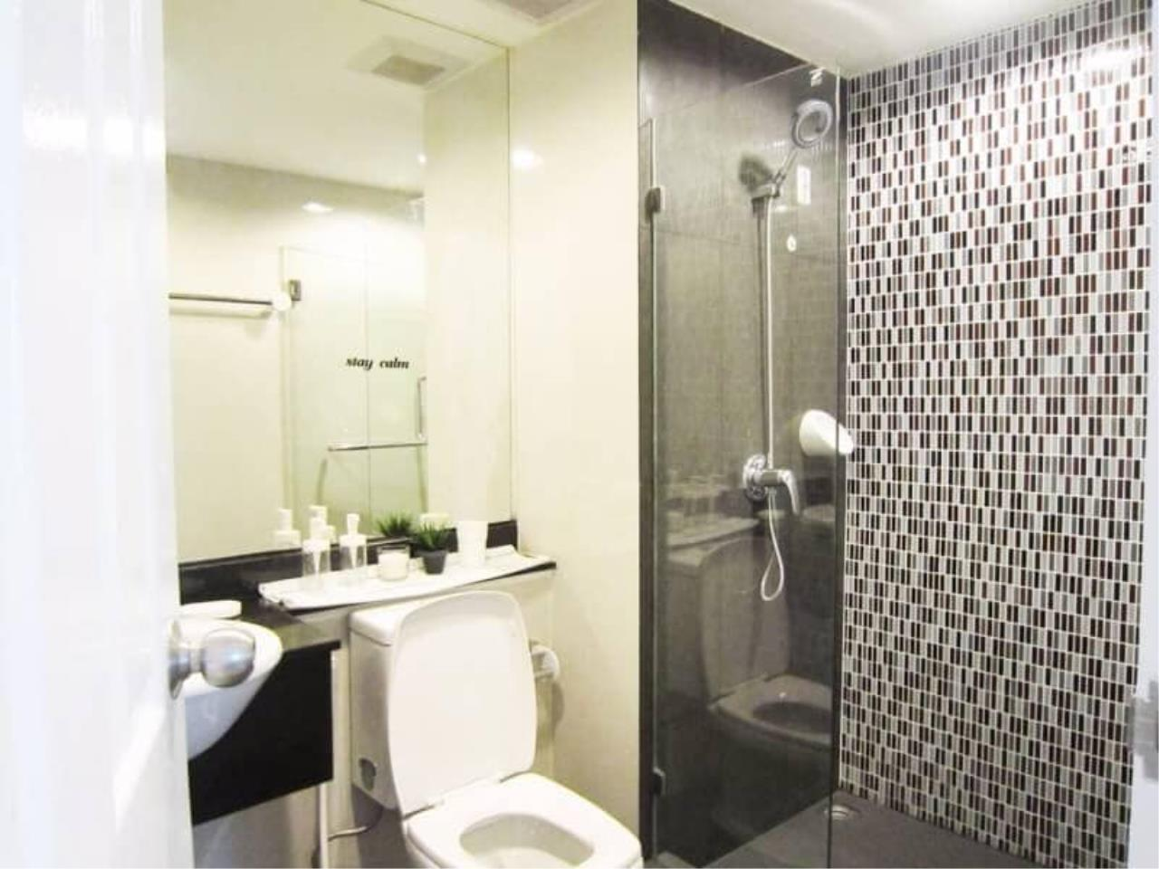 Agent Thawanrat Agency's Condo for rental Chateau In Town Ratchada 19 Near MRT.Ratchadaphisek 1 bedroom,1 bathroom. size 41 sqm. fully furnished Ready to move in 6