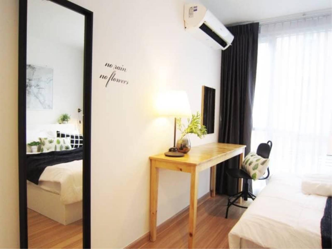 Agent Thawanrat Agency's Condo for rental Chateau In Town Ratchada 19 Near MRT.Ratchadaphisek 1 bedroom,1 bathroom. size 41 sqm. fully furnished Ready to move in 7