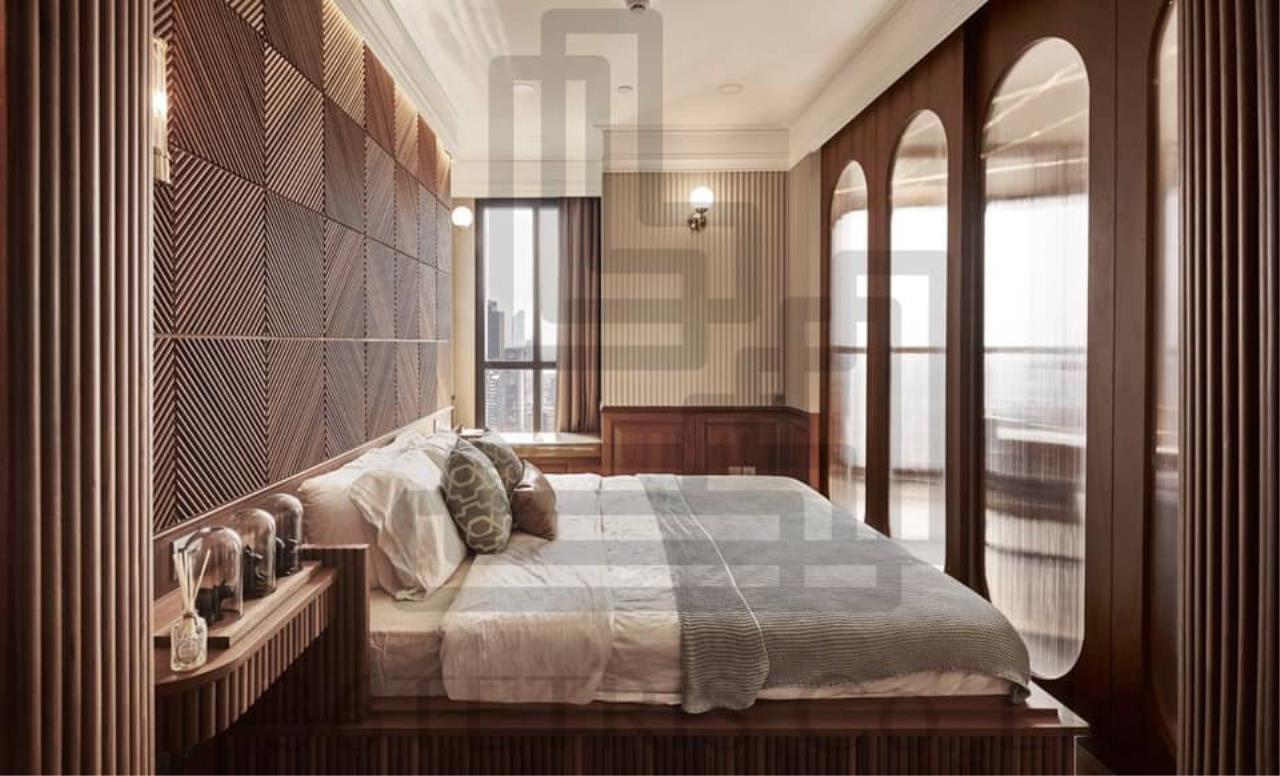 Agent Thawanrat Agency's Condo for rental Ashton Chula-Silom Near MRT. Sam Yan 1 bedroom,1 bathroom. size 34.4 sqm.floor 42th. fully furnished Ready to move in 7