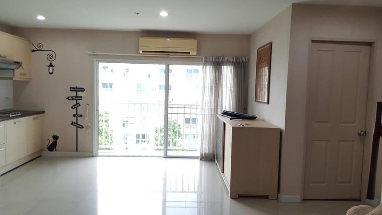 Agent Thawanrat Agency's Condo for sale Metro Park Sathorn  Near BTS.Bang Wa 1 bedroom,1 bathroom,1 Living room. size 57 sqm.Big room,Floor 6th.Sale price 1.99 MB. 3