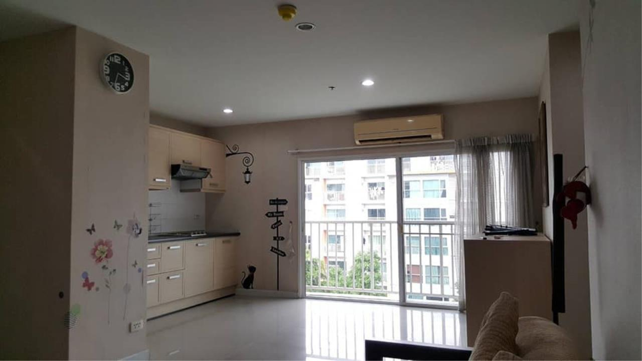 Agent Thawanrat Agency's Condo for sale Metro Park Sathorn  Near BTS.Bang Wa 1 bedroom,1 bathroom,1 Living room. size 57 sqm.Big room,Floor 6th.Sale price 1.99 MB. 9