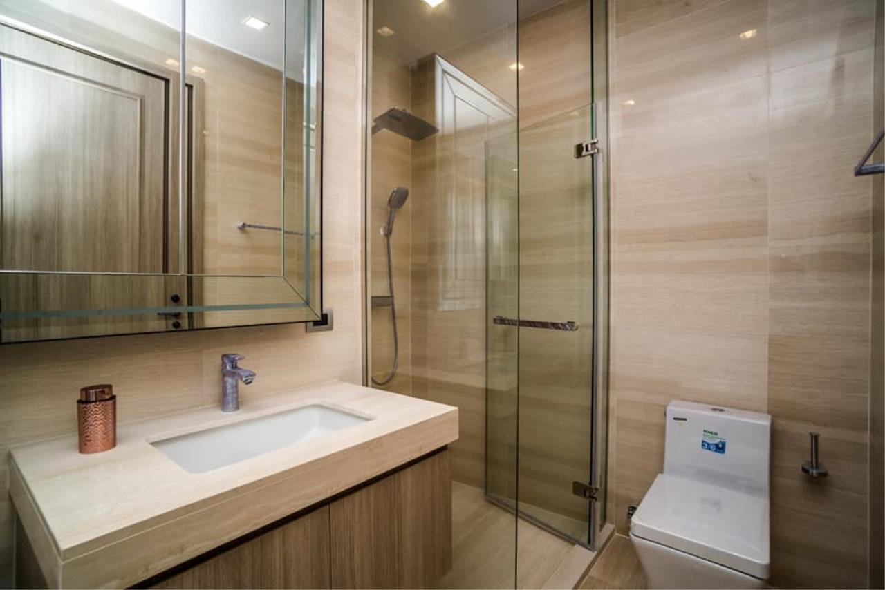 Agent Thawanrat Agency's Condo for rental THE XXXIX SUKHUMVIT 39 Near BTS.Phrom Phong. 1 bedroom,1 bathroom. size 55 sqm.Floor 19 th. fully furnished Ready to move in 7