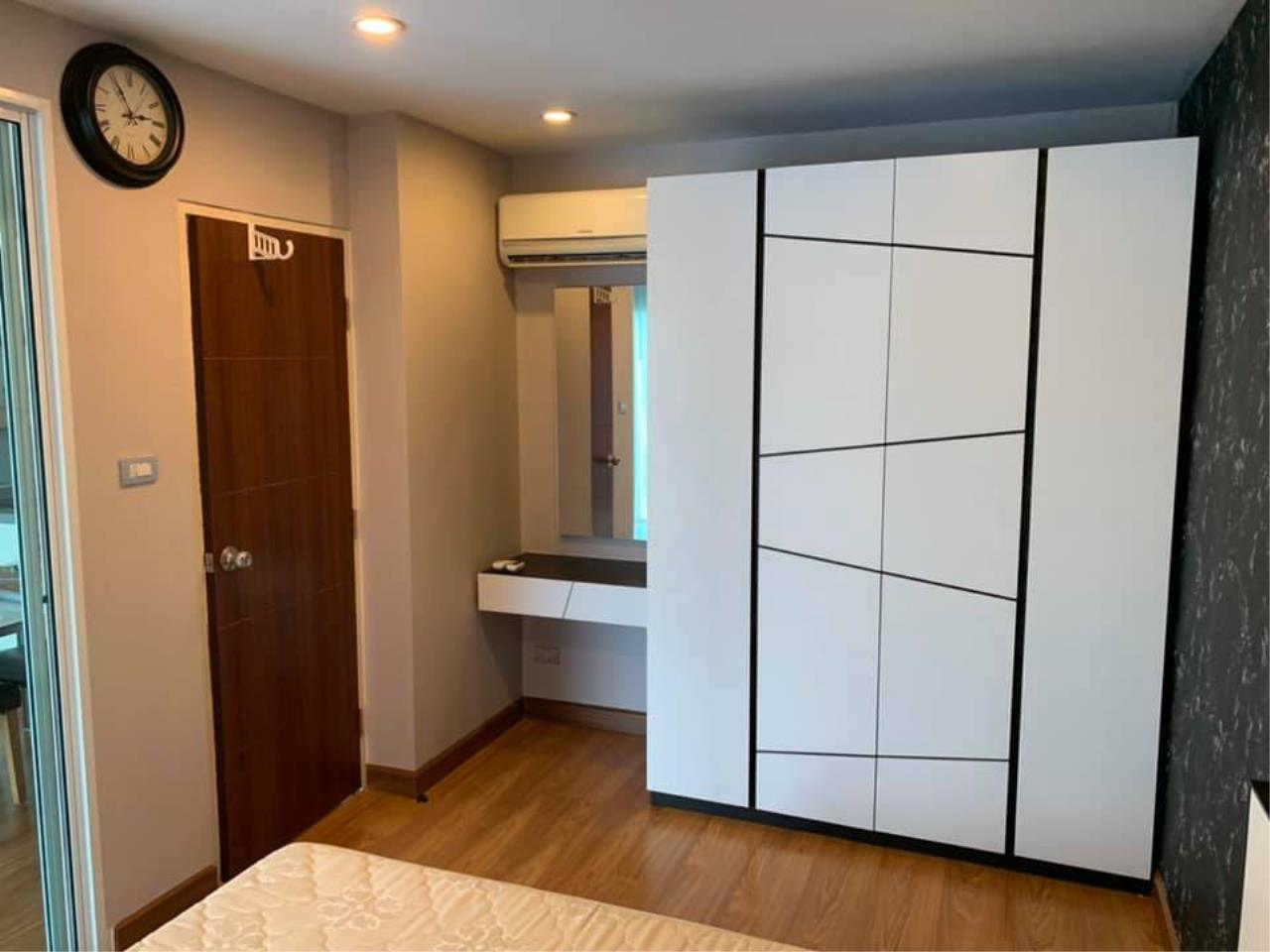 Agent Thawanrat Agency's Condo for rental TOURMALINE GOLD SATHORN – TAKSIN Near BTS.Krung Thon Buri. 1 bedroom,1 bathroom. size 40 sqm.Floor 10 th. fully furnished Ready to move in 3