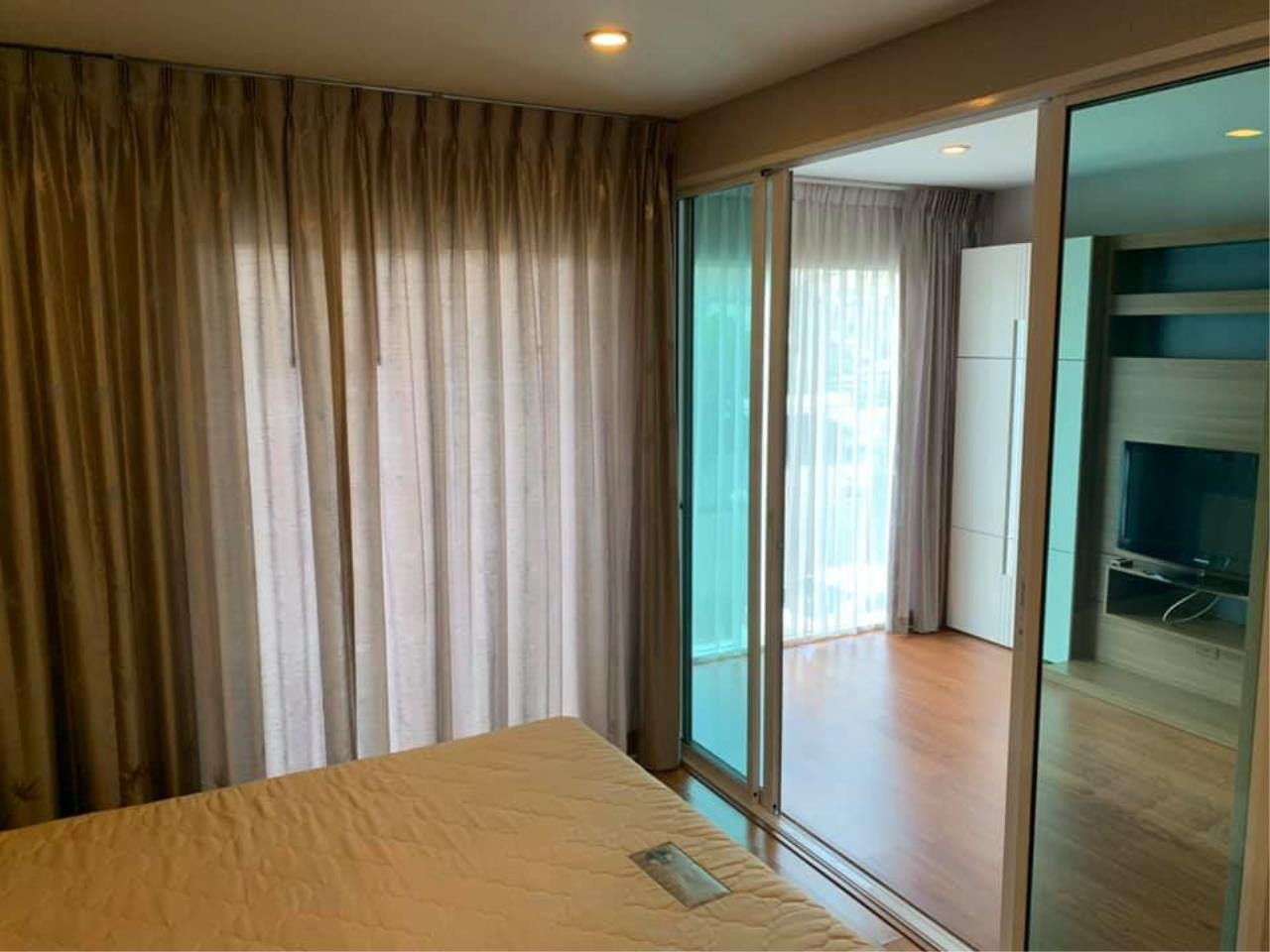 Agent Thawanrat Agency's Condo for rental TOURMALINE GOLD SATHORN – TAKSIN Near BTS.Krung Thon Buri. 1 bedroom,1 bathroom. size 40 sqm.Floor 10 th. fully furnished Ready to move in 7