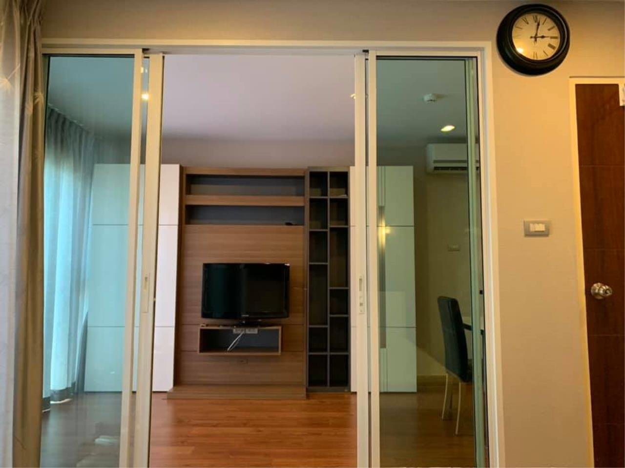 Agent Thawanrat Agency's Condo for rental TOURMALINE GOLD SATHORN – TAKSIN Near BTS.Krung Thon Buri. 1 bedroom,1 bathroom. size 40 sqm.Floor 10 th. fully furnished Ready to move in 9