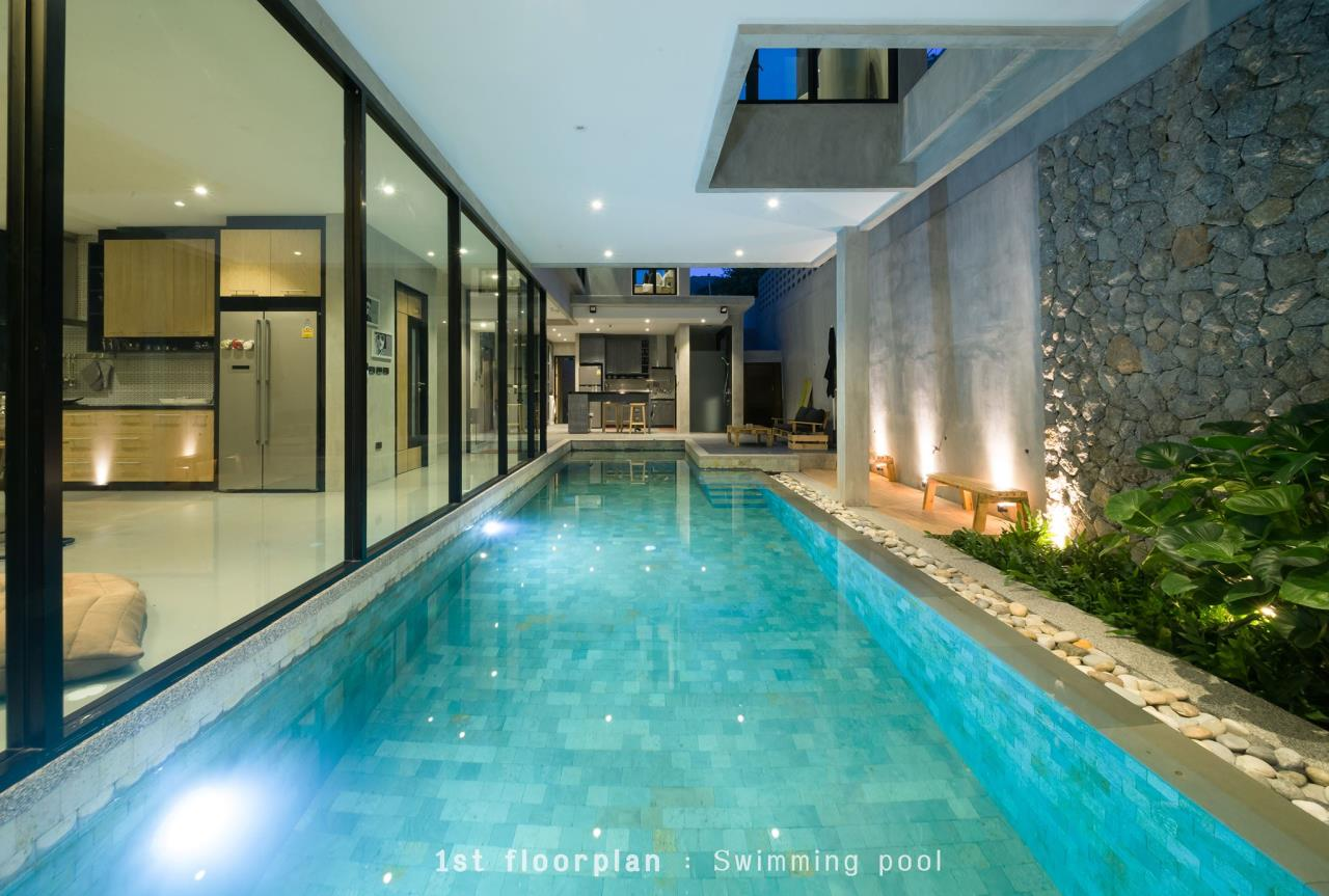 RE/MAX Real Estate Group Agency's KAMALA POOL VILLA RESIDENCE FOR SALE – LAST UNIT AVAILABLE 1