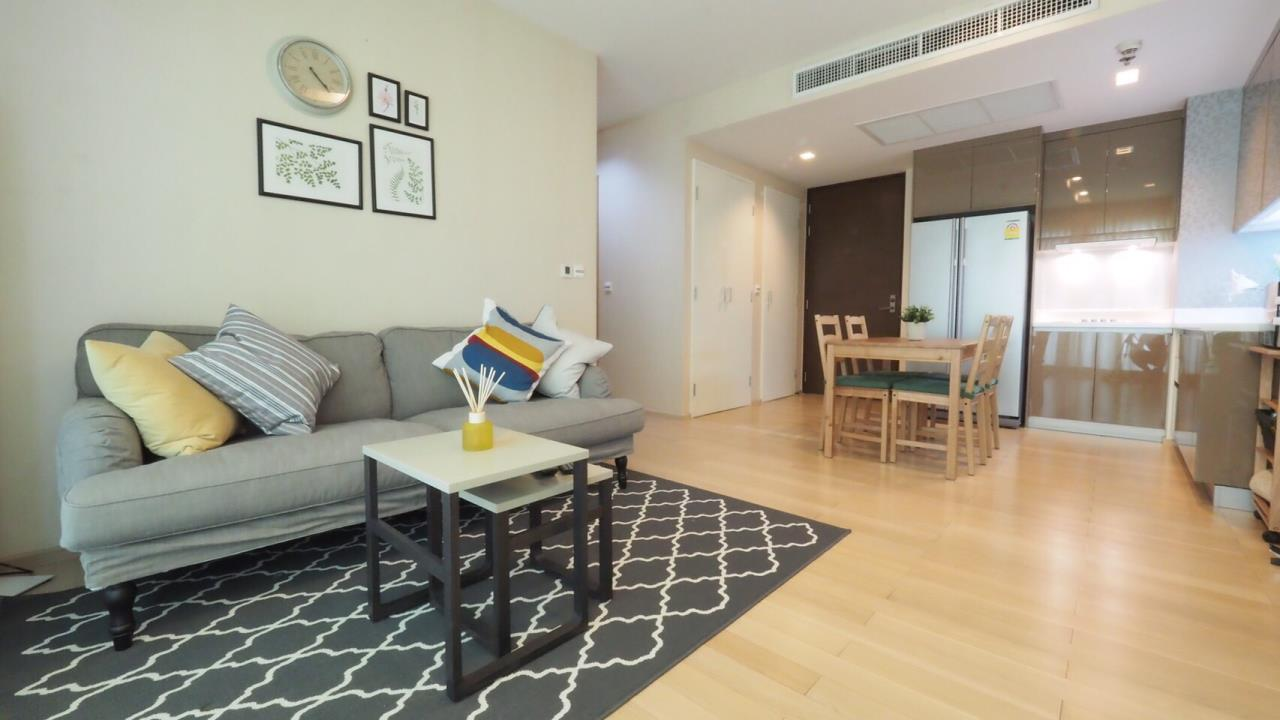 Siam Prop Agency's Siri at Sukhumvit 38 Condo for rent - Two Bedrooms 55,000 Bht per month     3