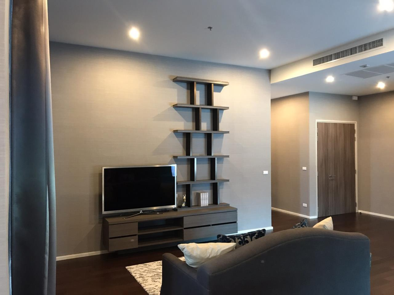 Siam Prop Agency's The Capital Ekamai - Thonglor Condo, 2 bedrooms Penthouse for rent with 4-meter ceiling height 1