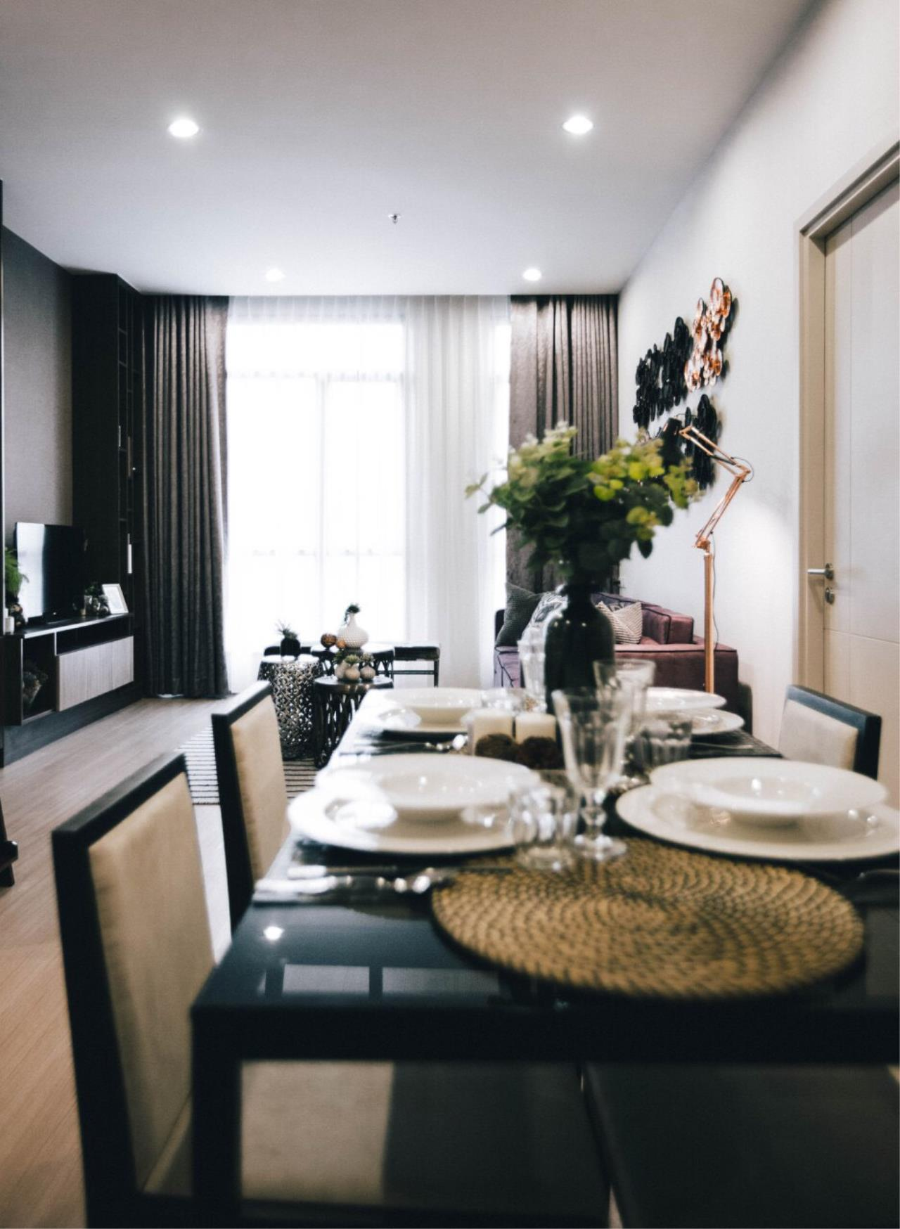 Siam Prop Agency's The Capital Ekamai-Thonglor Luxury Condo for rent, 3 Bedrooms with a private garden & 4 meters ceiling height 7