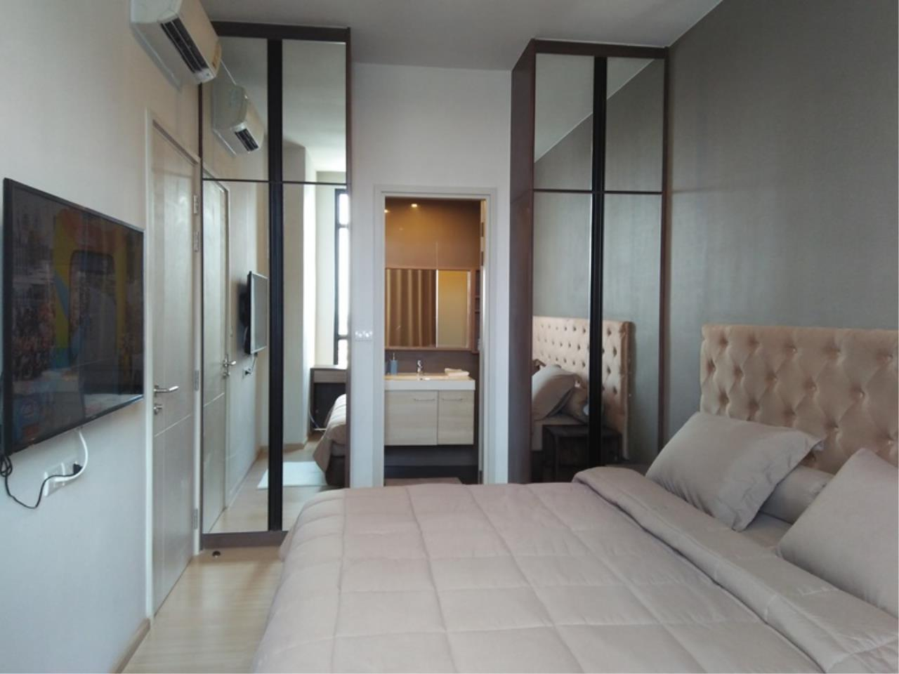 Siam Prop Agency's The Capital Ekamai - Thonglor Luxury Condo, 2 bedrooms for rent with 4-meter ceiling height 2