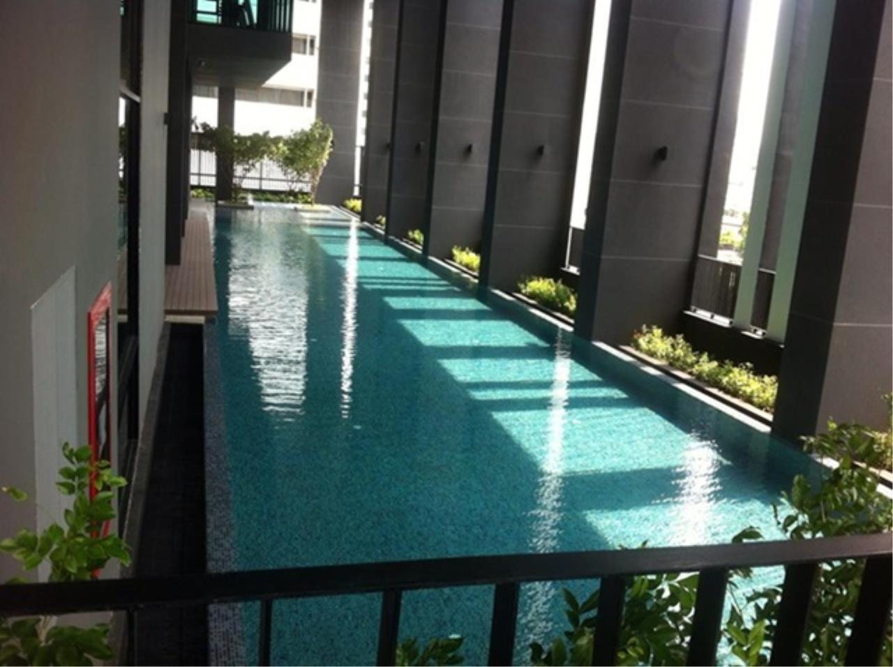 Siam Prop Agency's The Capital Ekamai - Thonglor Luxury Condo, 2 bedrooms for rent with 4-meter ceiling height 12