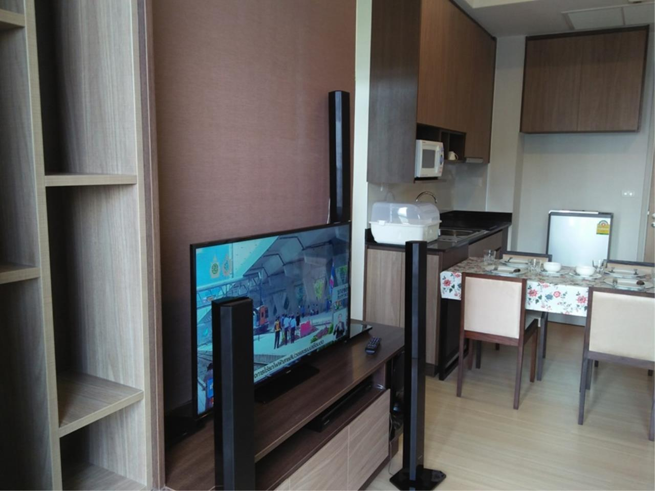 Siam Prop Agency's The Capital Ekamai - Thonglor Luxury Condo, 2 bedrooms for rent with 4-meter ceiling height 14
