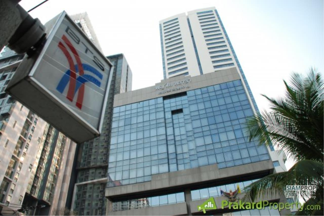 Siam Prop Agency's Phayathai Plaza Sale OFFiCE Space at Bts Phayathai ,  3