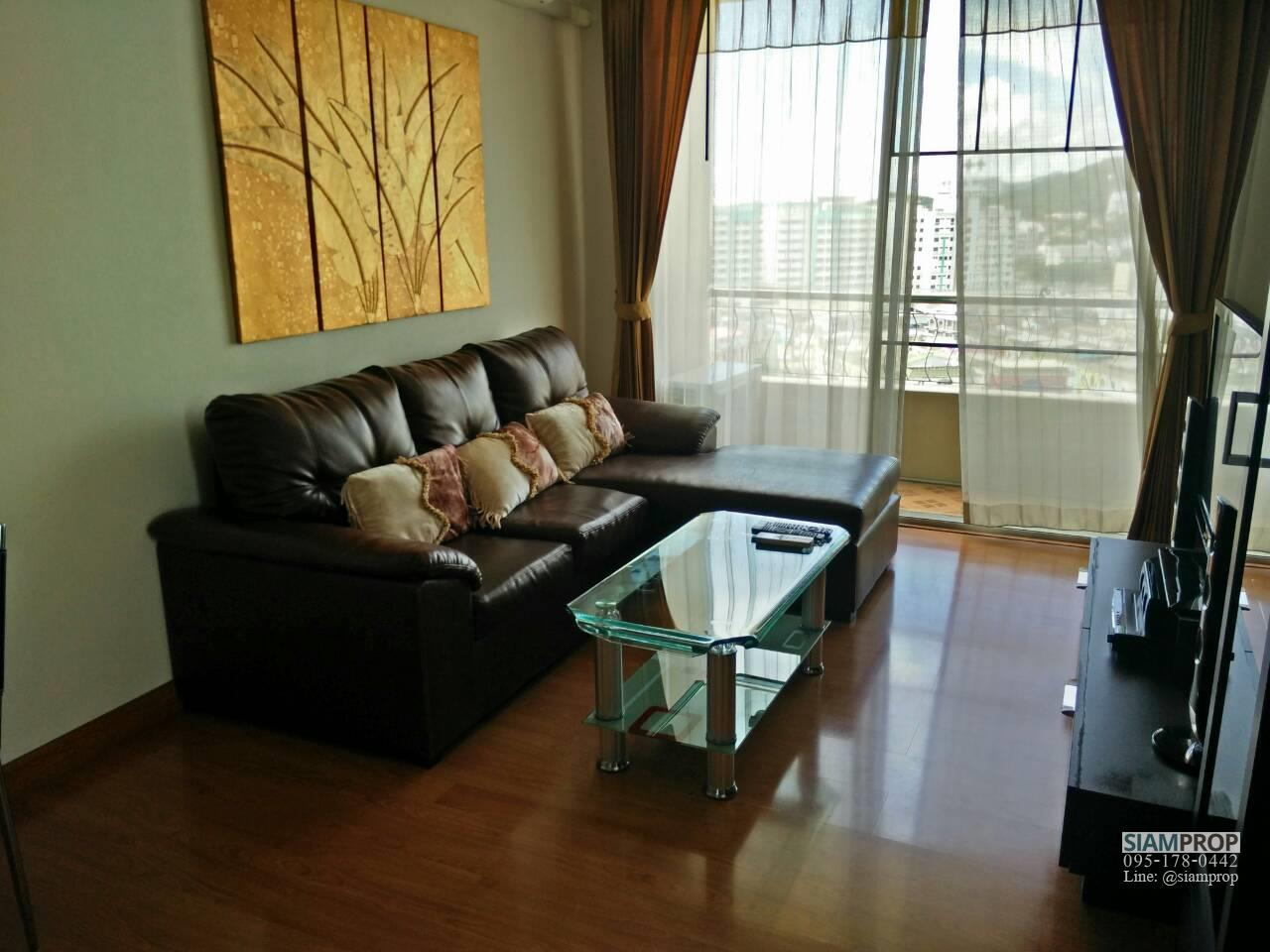 Siam Prop Agency's For Rent!! Sriracha Condoview 1