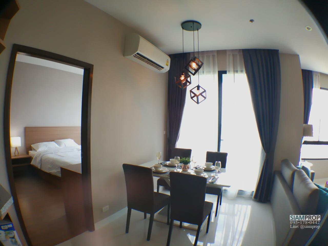 Siam Prop Agency's The Sky Condo Sriracha For Rent!! 2 bed 10