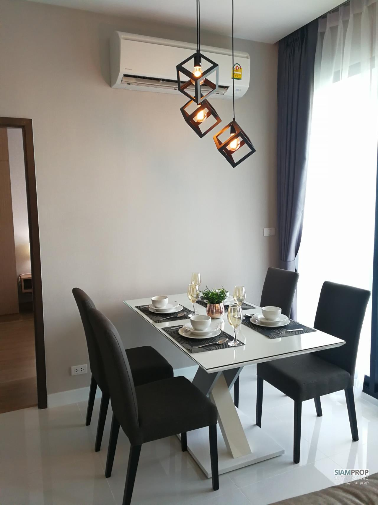 Siam Prop Agency's The Sky Condo Sriracha For Rent!! 2 bed 15
