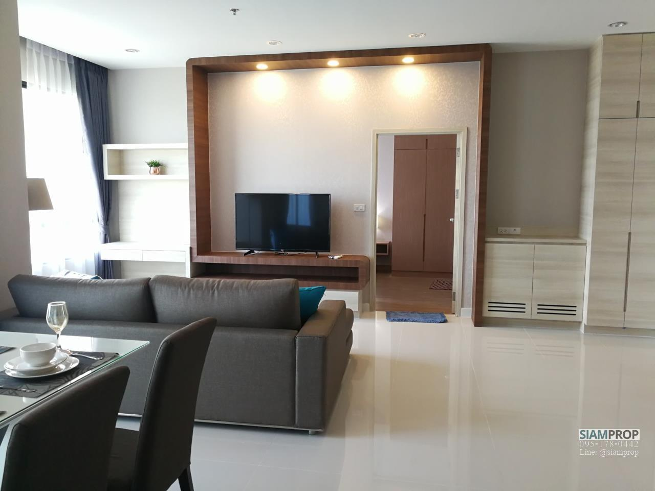 Siam Prop Agency's The Sky Condo Sriracha For Rent!! 2 bed 1